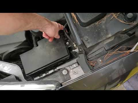 2013 Focus Horn Relay and Horn Fuse