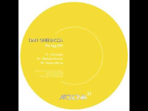 Dan Ghenacia - À la coque [APO031] - Apollonia Music Mp3