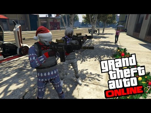 Gta 5 Online VIP Killing Other Players Gameplay With Friend