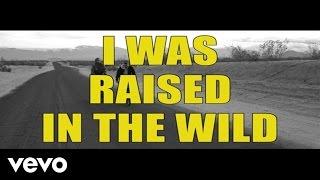 1 AMVRKA - Raised In The Wild (Lyric Video)