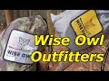 Double Hammock & Talon Hammock Straps from Wise Owl Outfitters: Full product Review