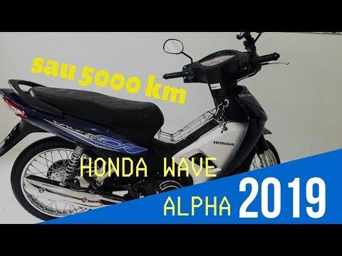 Review Honda Wave 110 Sau Hơn 5000 Vây Số Có Nhận Xét Rất Khác Ra Sao ?