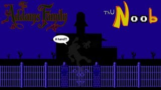 The Addams Family (NES) ThuN00b Review
