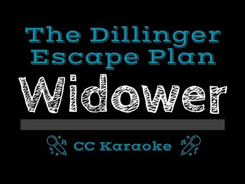 The Dillinger Escape Plan   Widower CC Karaoke Instrumental