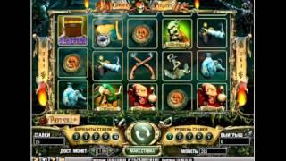 видео Игровой автомат Tortuga gold (Золото Тортуги)