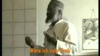 Siraj Wahaj Was bedeutet Islam für dich