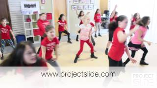 Silento -  Watch Me Whip / Nae Nae PROJECT SLIDE