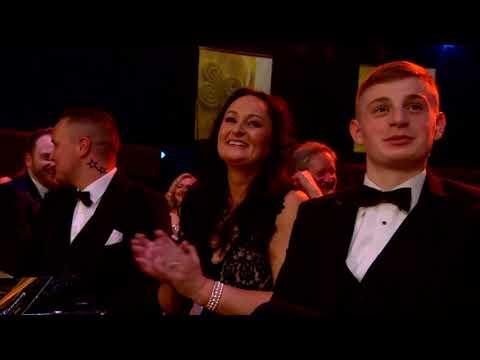 IFTA18 Best Actor Award winner John Connors