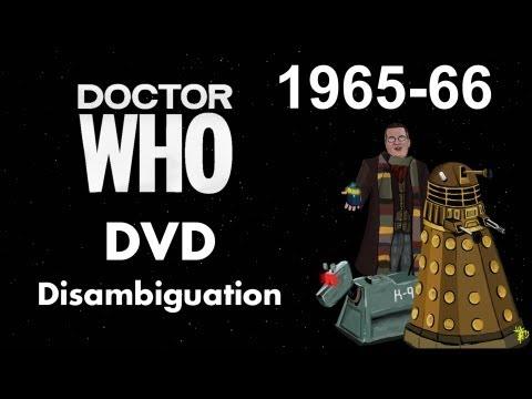 Doctor Who DVD Disambiguation - Season 3 (1965-66)