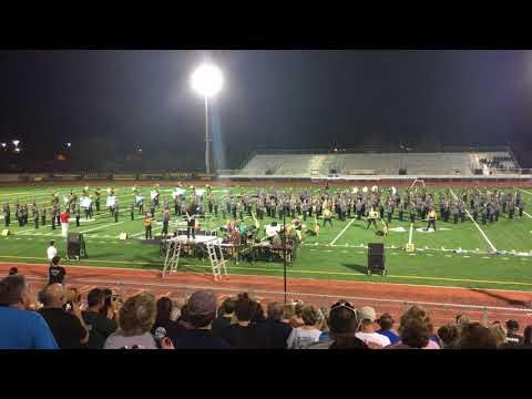 2017 Viera High School Marching Hawks Field Show Outside Looking In