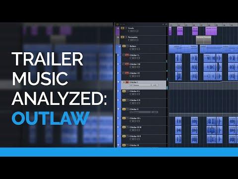 "Trailer Music Analyzed: Behind the process of ""Outlaw"" - by David Yousefi & Rene Osmanczyk"