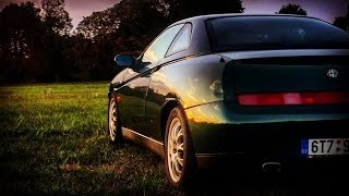 Alfa Romeo GTV ride