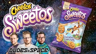 Cinnamon Sugar Cheetos - Sweetos - The BEST snack you ever had! - Dudes N Space