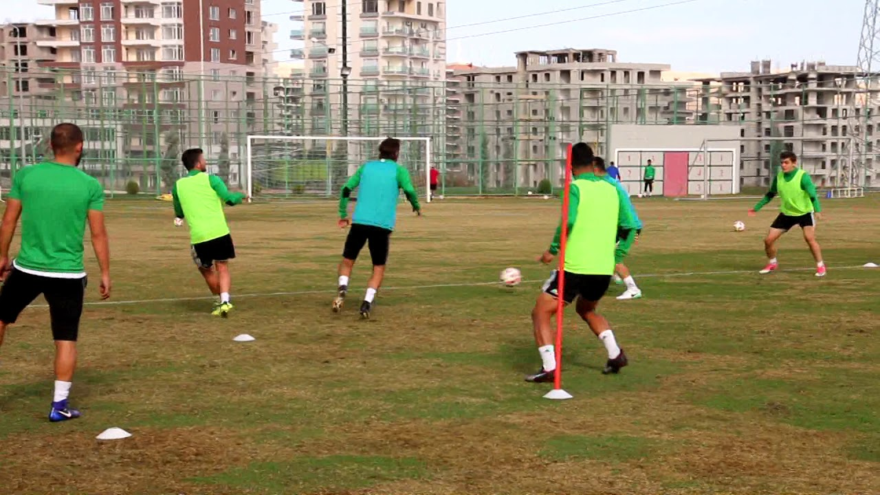 Urfaspor, Hacettepespor maçı hazırlıklarına başladı