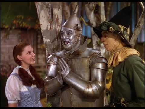 Jack Haley - If I Only Had a Heart (The Wizard of Oz, 1939)