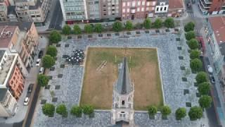 DE CONINCKPLEIN ROESELARE (Sint-Amandskerk)