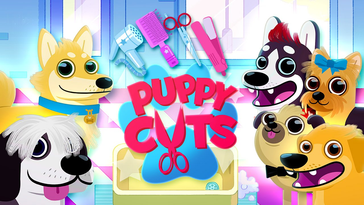 Puppy cuts my dog grooming pet salon an adorable kids for 3 fifty eight salon