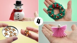 Video 4 Christmas Stuff for Barbie Dolls - Cookie, Angel and more! # 7 download MP3, 3GP, MP4, WEBM, AVI, FLV Desember 2017