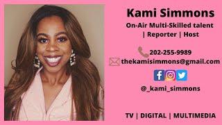 MMJ/Reporter Reel Oct. 2020 - Kami Simmons