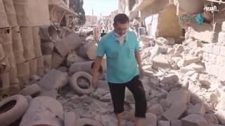 مجازر النظام وروسيا في #حلب