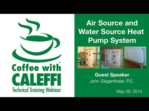 Air Source and Water Source Heat Pump Systems