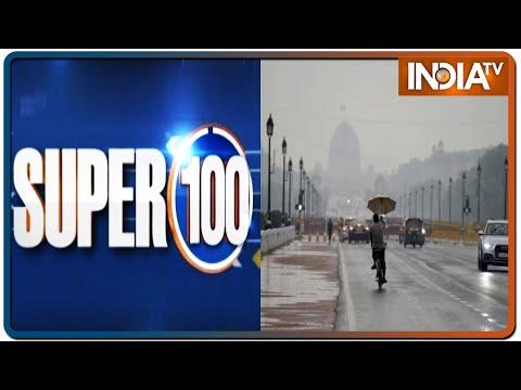 Super 100: Non-Stop News | May 31, 2020 | IndiaTV News