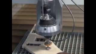 Гидроабразивная резка мрамора с системой компенсации конусности(, 2014-01-28T16:18:47.000Z)