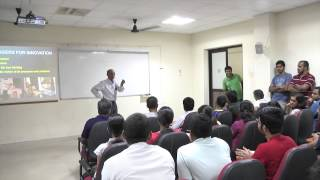 IIT Madras - IAR Leadership Lecture Series - Talk by  Mr Raj Narayan
