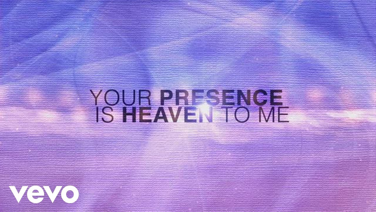 your presence is heaven to me chords pdf