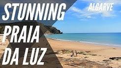 You HAVE to Visit PRAIA DA LUZ 🙌🙌WOOW 😮😮 | #Algarve Beach Vlog #86