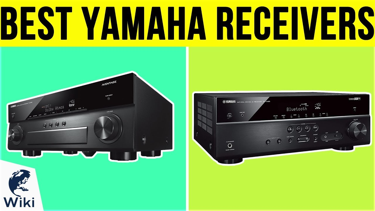 9 Best Yamaha Receivers 2019
