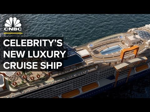 Celebrity Cruises $1 Billion Ship Edge