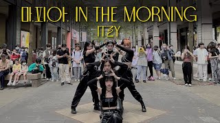 [KPOP IN PUBLIC CHALLENGE] ITZY (있지) - '마.피.아. In the morning' Dance Cover by KEYME from Taiwan
