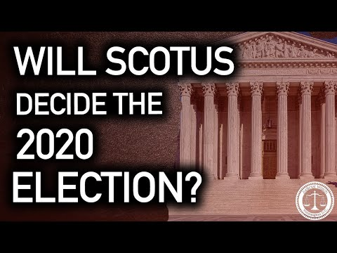 Are Courts Afraid to Take Up 2020 Election Legal Claims? Will SCOTUS Step In?