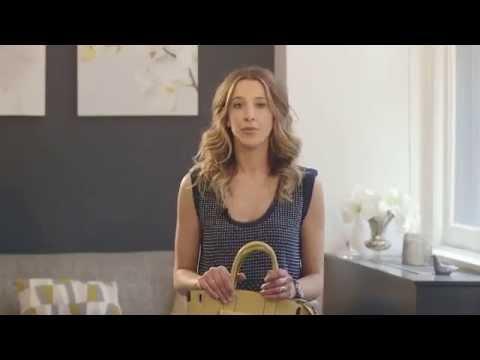 Actress Rachel Brosnahan Has a Celeb Fashion Crush