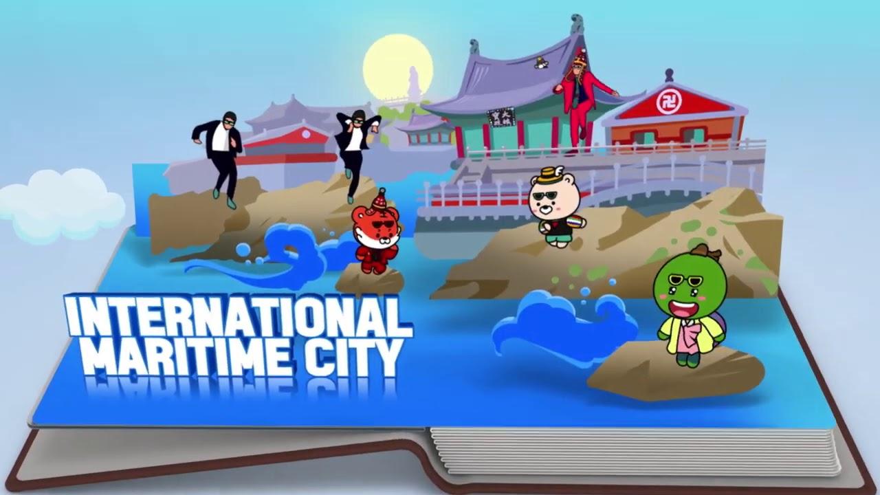 Feel the Rhythm of Korea: City parody ver. (IYKoong Challenge)