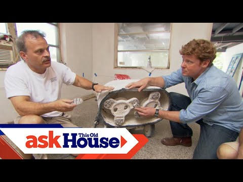How to Restore Terrazzo Floors | Ask This Old House