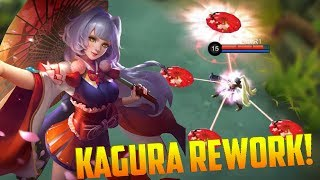 KAGURA ULTIMATE REWORK! WHY?! MOBILE LEGENDS!
