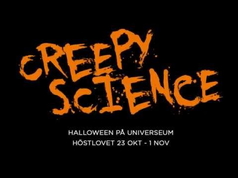 Download Youtube: Halloween med creepy science