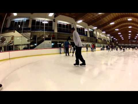 The Rinks in Anaheim, Ice Skaters