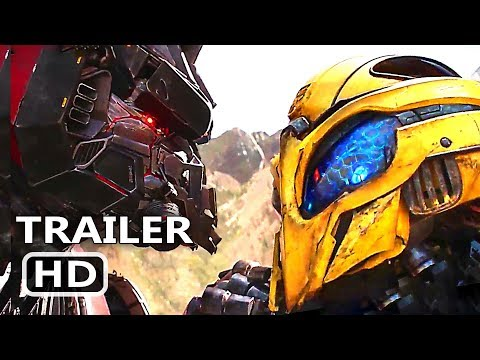 BUMBLEBEE Official EXTENDED Trailer (2018) New Footage Transformers Movie HD