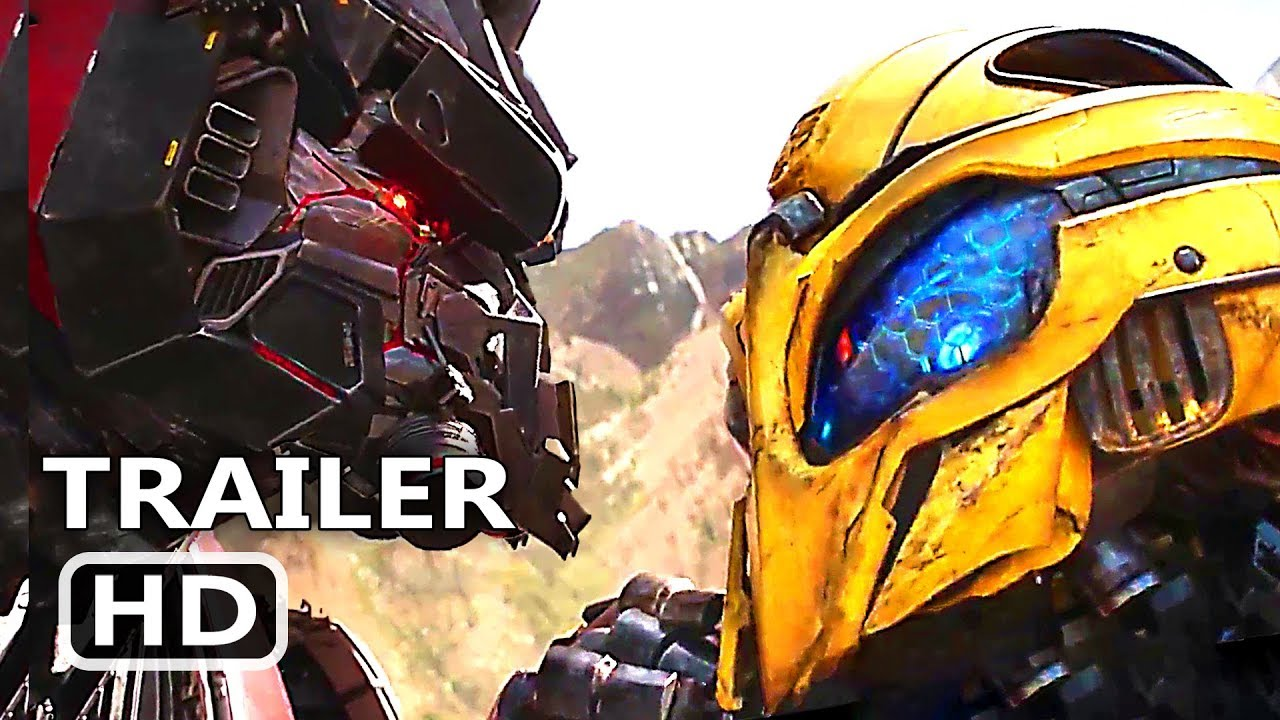 Bumblebee Official Extended Trailer 2018 New Footage Transformers