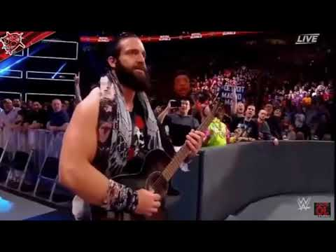 Who Wants To Walk With Elias! Compilation!!!! WWE