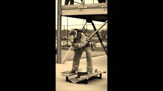 Firefighter Combat challenge Benny Hill Parody