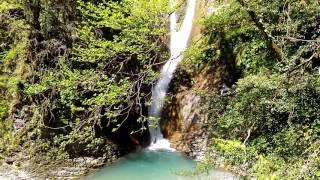 видео Ореховский водопад