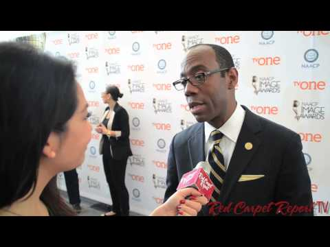Cornell William Brooks at the 46th NAACP Image Awards Nominee Press Conference #naacpimageaward