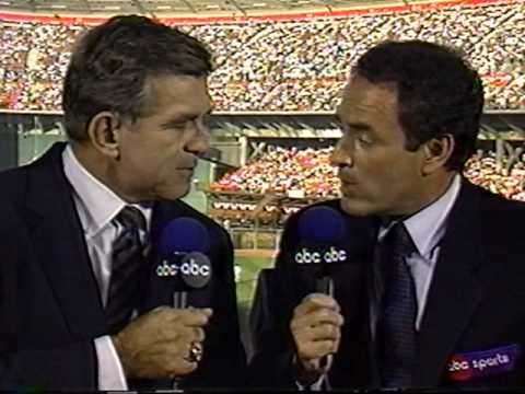 ABC 1989 World Series Game 3 Earthquake