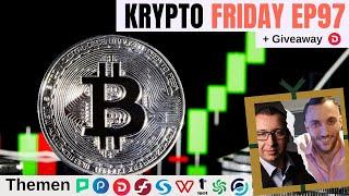 KRYPTOWÄHRUNG News I Krypto Friday Ep97: Masternode & Bitcoin News deutsch I DeFi deutsch