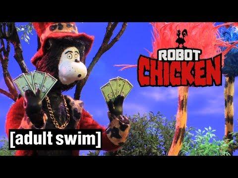 2 Dr Seuss Stories | Robot Chicken | Adult Swim
