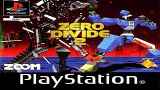 Zero Divide 2 - Virtua Fighter with Robots
